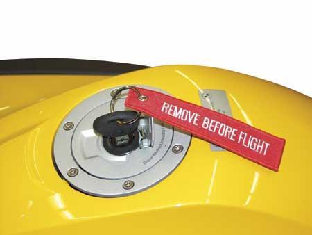 Breloc LOUIS REMOVE BEFORE FLIGHT 10001147