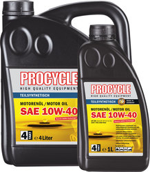 Ulei PROCYCLE 10W40 10038450 (1)