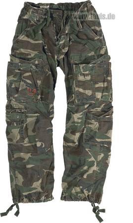 Pantaloni SURPLUS TEX  AIRBORN VINTAGE 20973004  (2)