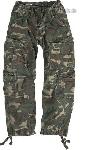Pantaloni SURPLUS TEX  AIRBORN VINTAGE 20973004