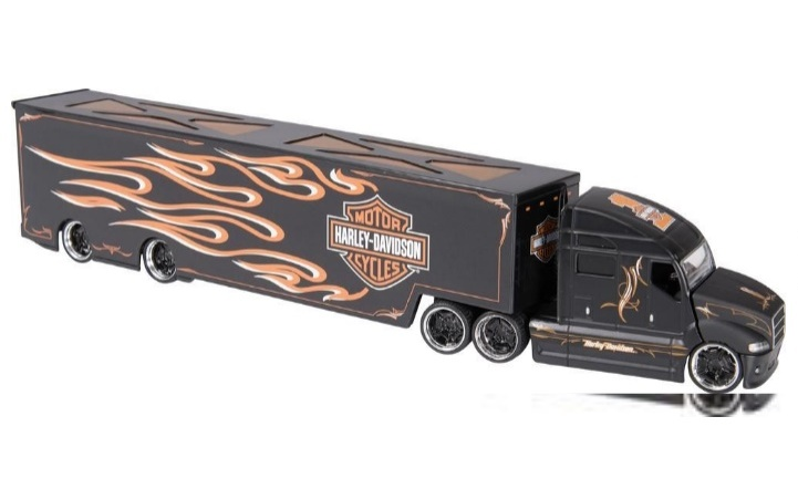 Macheta camion HARLEY DAVIDSON 10013338