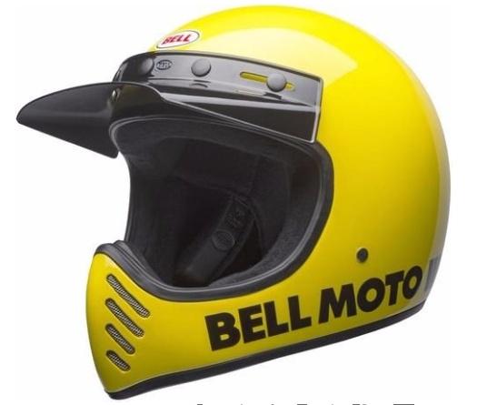 Casca BELL MOTO-3 60500202