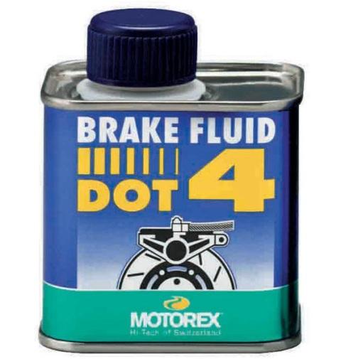 Lichid de frana MOTOREX DOT 4 250 ml 970-211