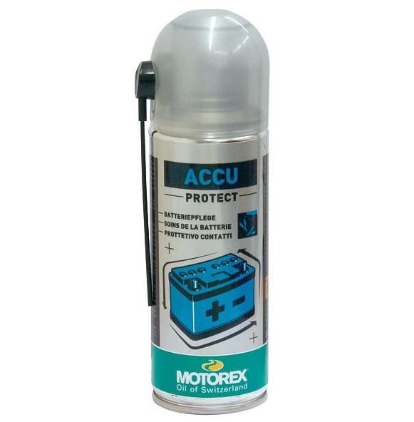 Spray curatat borne acumulator MOTOREX 970-443