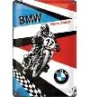 Tablita BMW MOTORRAD 10014813