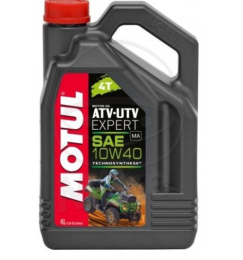 Ulei MOTUL ATV 10W40 4T 4L 105939