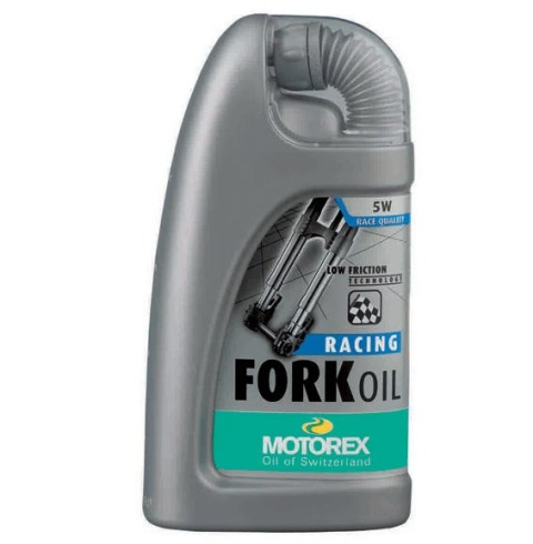 Ulei MOTOREX RACING FORK OIL 1L 5W 960-624