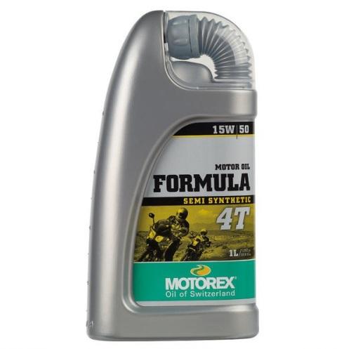 Ulei MOTOREX FORMULA 4T 15W50 1L 940-214