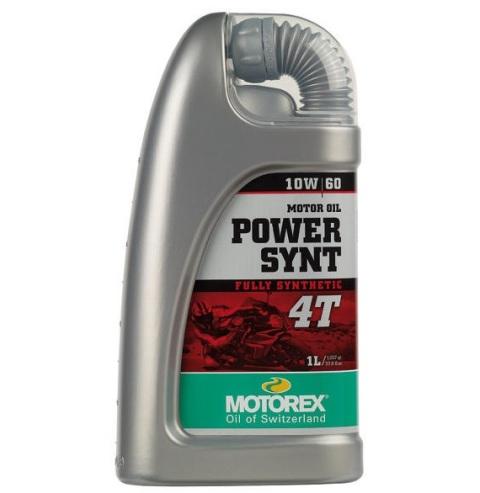 Ulei MOTOREX POWER SYNT 4T 10W60 1L 940-334