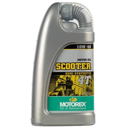 Ulei MOTOREX SCOOTER 4T 1L 10W40 940-284
