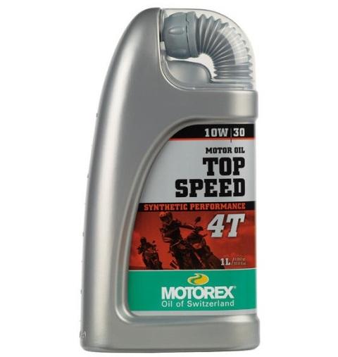 Ulei MOTOREX TOP SPEED 4T 1L 10W30 940-324