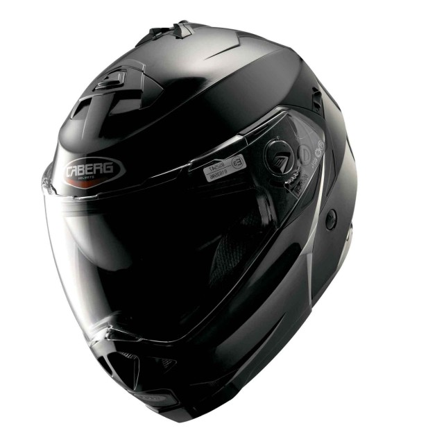 Casca CABERG DUKE METAL BLACK  BCDUKE-31 XS