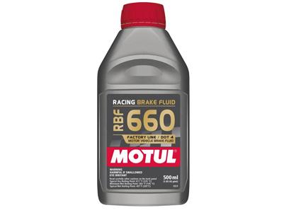 Lichid de frana RACING MOTUL RBF660 DOT4 101666