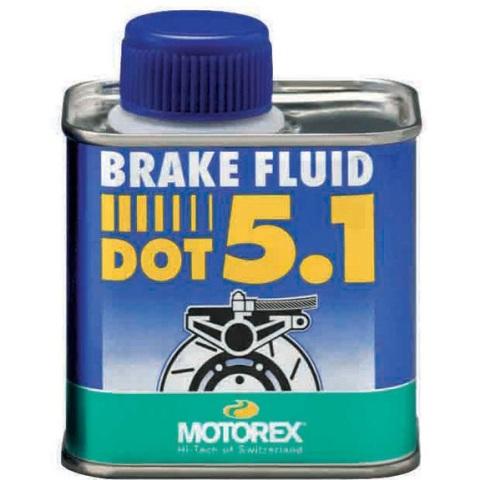 Lichid de frana MOTOREX DOT 5.1 250 ml 970-201