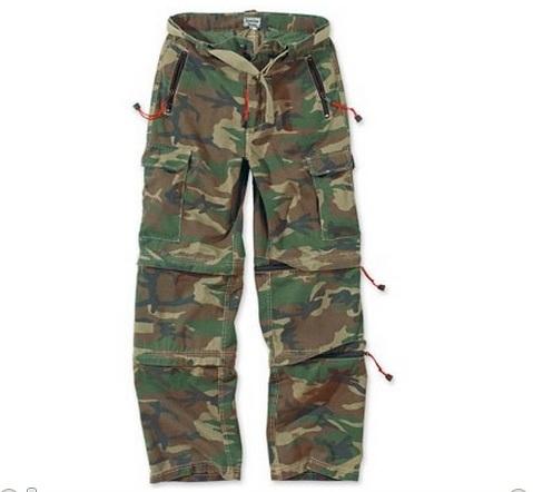 Pantaloni trakking camouflage XXL 20959206