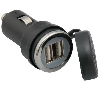Adaptor priza dubla USB SAITO 10032978