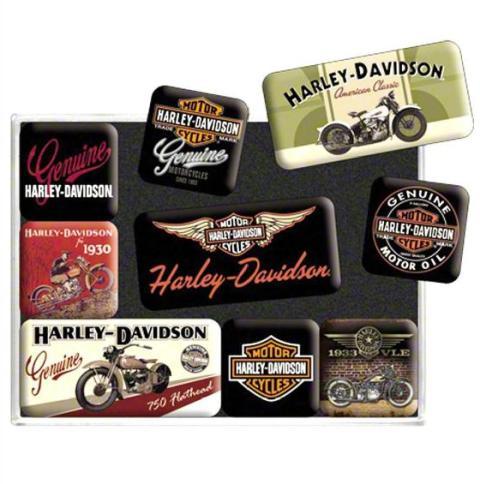 Set magneti HARLEY DAVIDSON 10014409