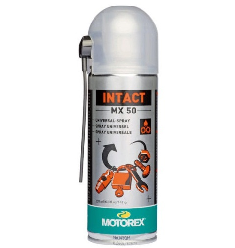 Spray MOTOREX INTACT MX 50 200 ml 970-473