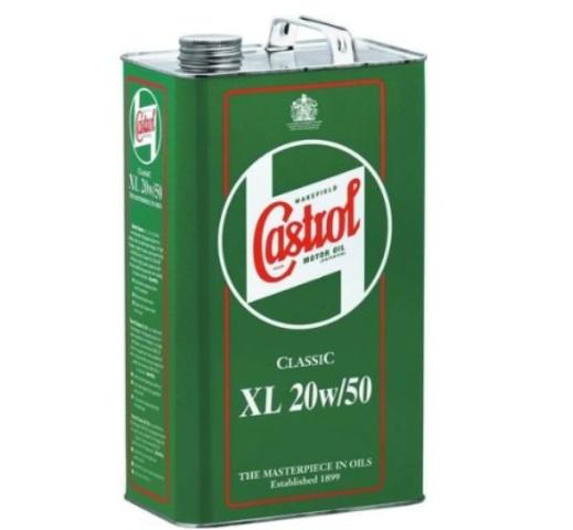 Ulei CASTROL classic XL SAE 20W50 10038243