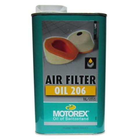 Ulei pentru filtru de aer MOTOREX OIL 206 5L 980-425