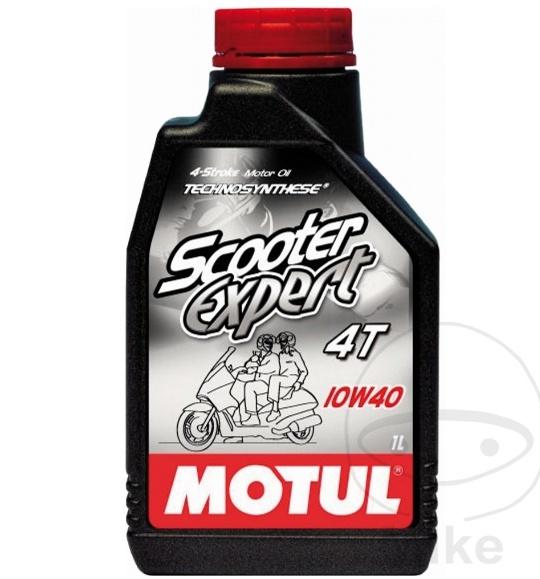 Ulei MOTUL scooter EXP 4T 10W40 1L 105960