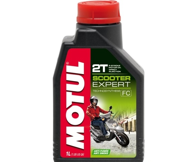 Ulei MOTUL SCOOTER EXPERT 2T 1L 105880